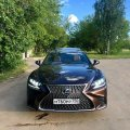 Тест-драйв Lexus LS500 AWD: диванное настроение