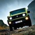 Названа стартовая цена на новый Suzuki Jimny в России