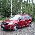 В России подорожал Vokkswagen Caddy