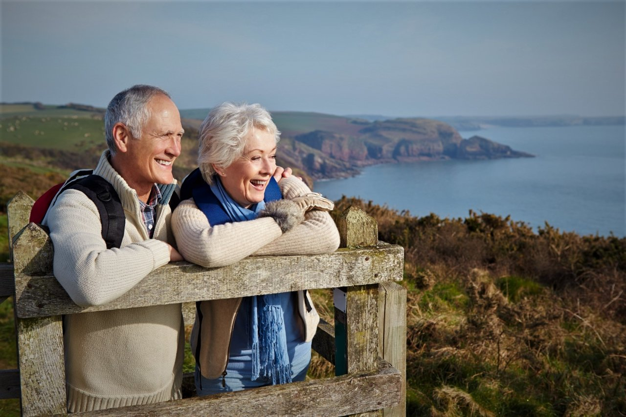 Пожилые путешественники