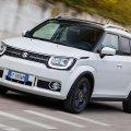 Suzuki привезет в Россию новый кроссовер Ignis