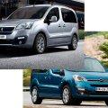 Российский рынок покинули две модели Peugeot и Citroёn