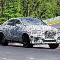 Новейший Mercedes-AMG GLE 63 Coupe попал в объективы шпионов на Нюрбургринге