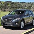 У кроссоверов Mazda CX-5 в России обнаружены проблемы с электроникой