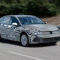 Немцы опубликовали фото нового Volkswagen Golf с финальных испытаний