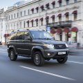 Стартовали продажи нового УАЗ «Патриот» с АКП