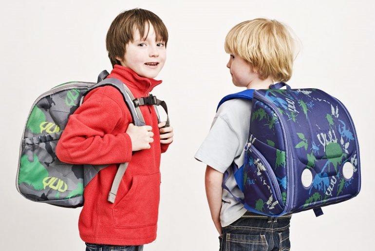 выбор рюкзака для первоклассника