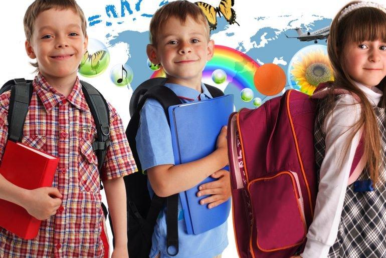 выбор рюкзака для школьника
