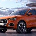 Стартовали российские продажи кроссовера Audi Q3