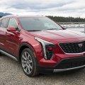 Названы сроки появления в России нового кроссовера Cadillac XT4