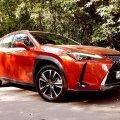 Тест-драйв Lexus UX200: стильно, модно, молодежно?