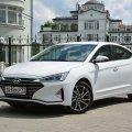«Стрелки» по-корейски: тест-драйв обновленной Hyundai Elantra