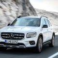 Когда кроссовер Mercedes-Benz GLB приедет в Россию