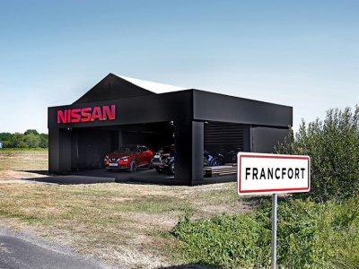 Почему на премьеру Nissan Juke во Франкфурте никто не пришел