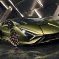 Итальянцы представили самый мощный спорткар Lamborghini