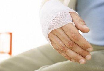 Как разрабатывать кисть после перелома