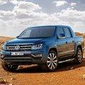 Volkswagen Amarok нового поколения: названы сроки появления на рынке