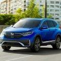 Официально представлен обновленный кроссовер Honda CR-V