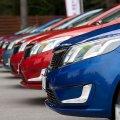 Цены на новые машины в России выросли на 76%