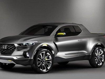 Hyundai готовит новейший рамный внедорожник