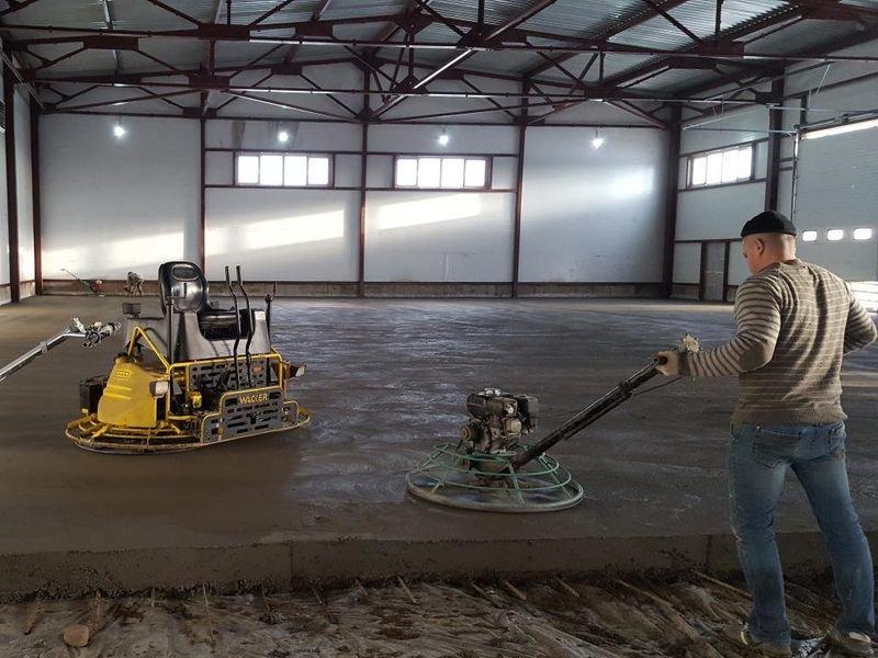 бетон,топпинг