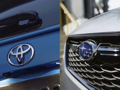 Subaru станет дочерней компанией Toyota