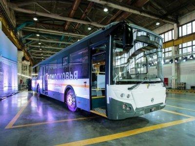 ЛиАЗ начал выпускать автобус с USB-зарядниками и интернет-роутером