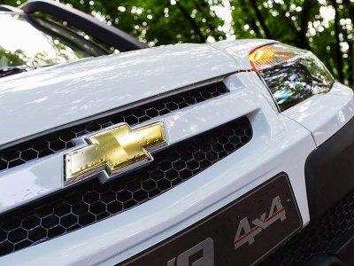 Внедорожник Chevrolet Niva получил еще более дешевую комплектацию