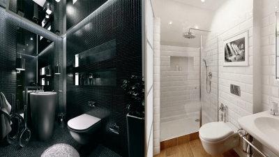 10 советов для удачного ремонта ванной комнаты