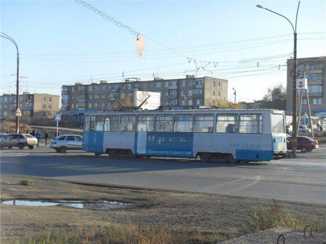 транспорт орска