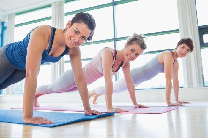 Физические упражнения для снятия стресса