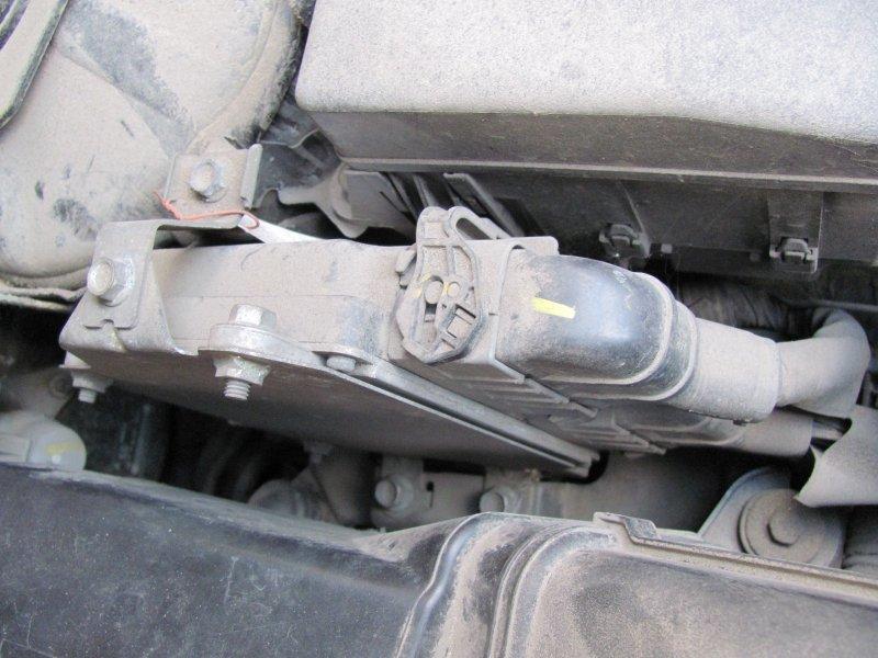 Блок управления двигателем (ЭБУ)