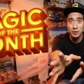 Zach King Reacts to Your Magic | MAGIC OF THE MONTH - October 2019 видео