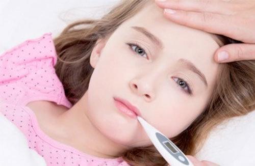 ОРВИ у детей - симптомы, лечение