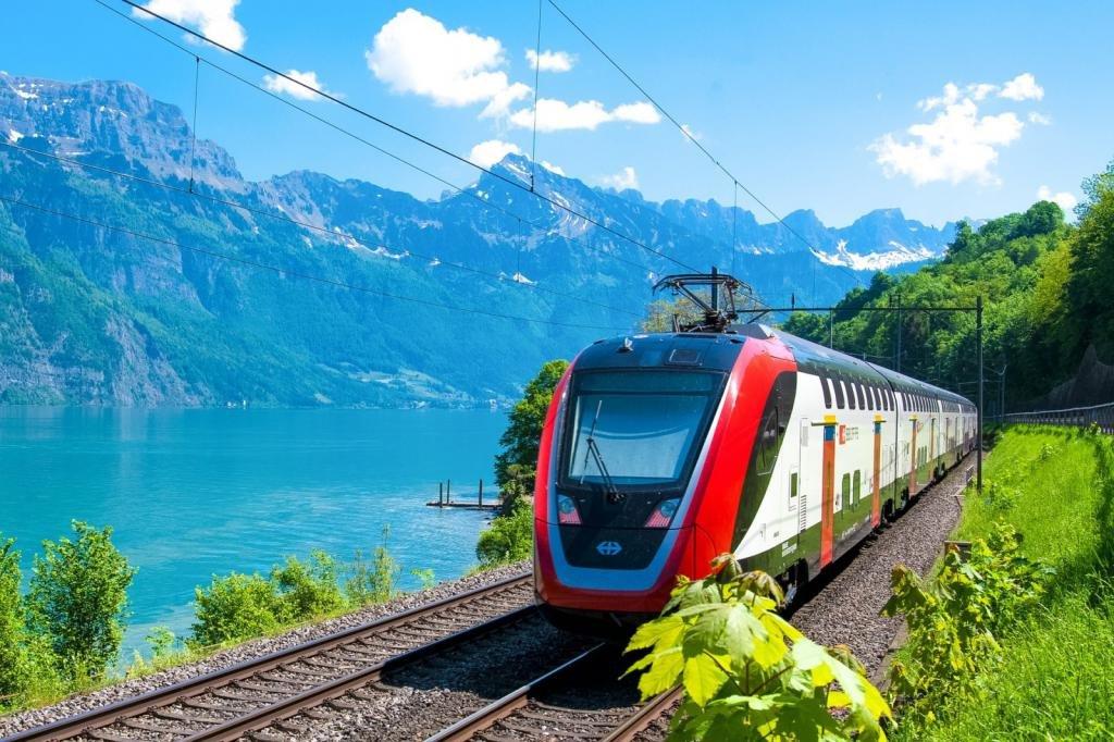 Европейские поезда