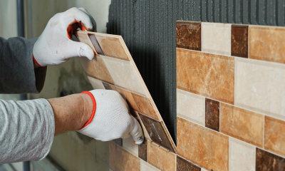 Как укладывать керамические плиты