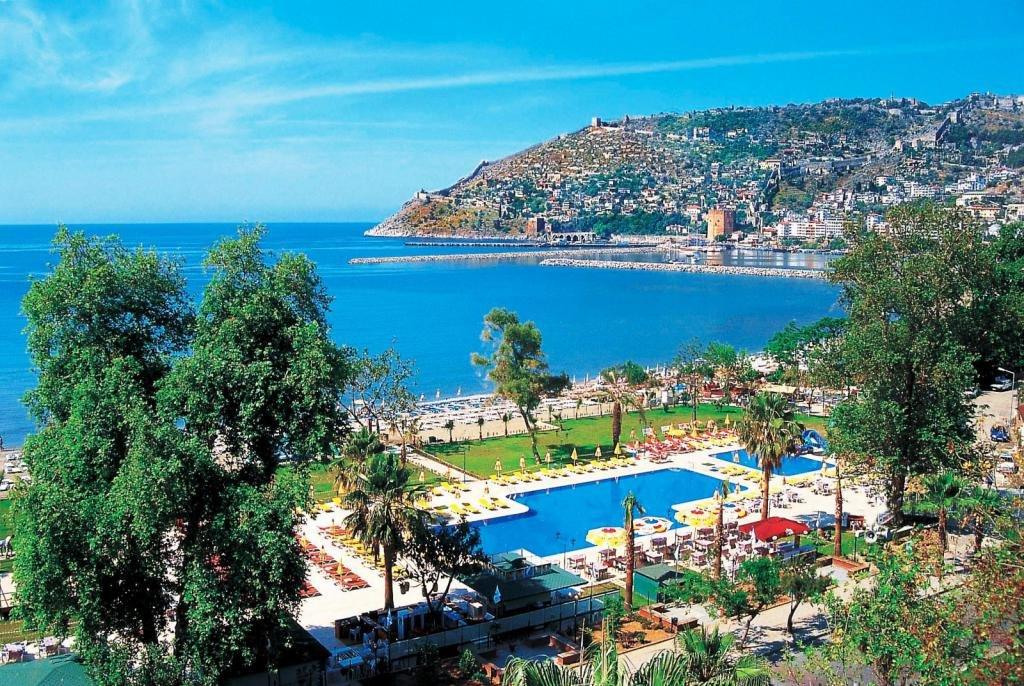 Средиземноморское побережье Турции