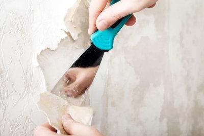 Как подготовить поверхность стены к окрашиванию