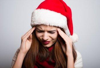 Новогодние праздники и самочувствие