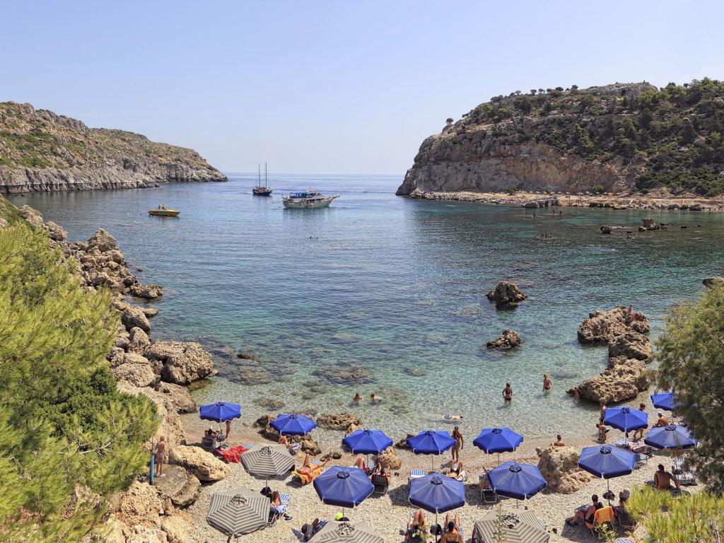 Пляж Родоса