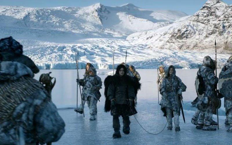 Исландия в Игре престолов