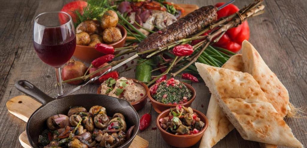 Самые вкусные грузинские блюда