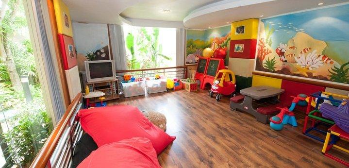Детский клуб отеля Phuket Marriott Resort & Spa