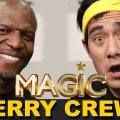 Workout Secrets with Terry Crews + Zach King | Magic with Celebrities EP2 видео
