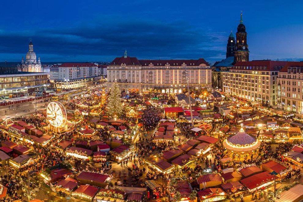 куда поехать в европу на новый год