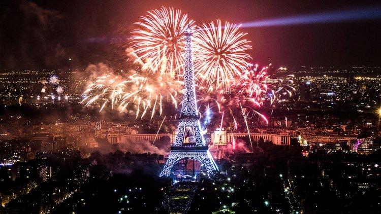 новый год в европе куда