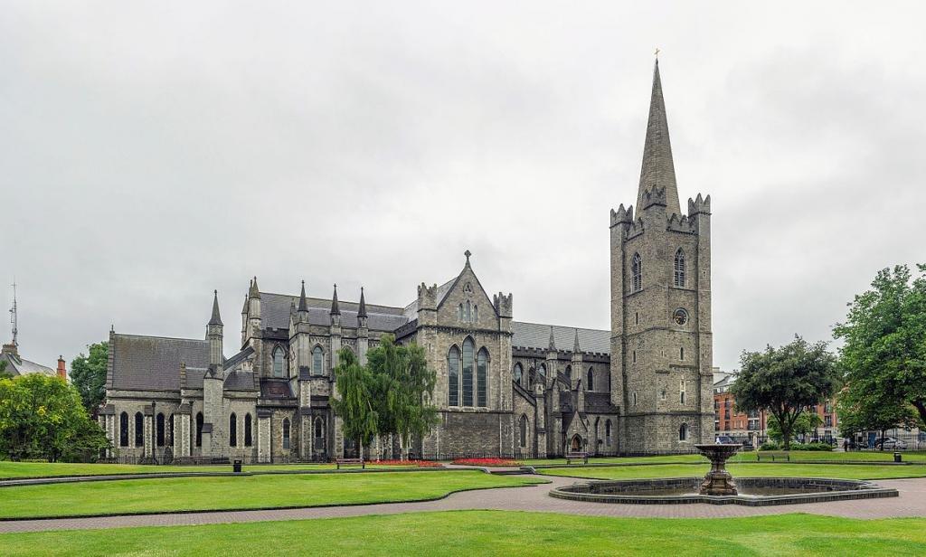 Дублин, собор св. Патрика