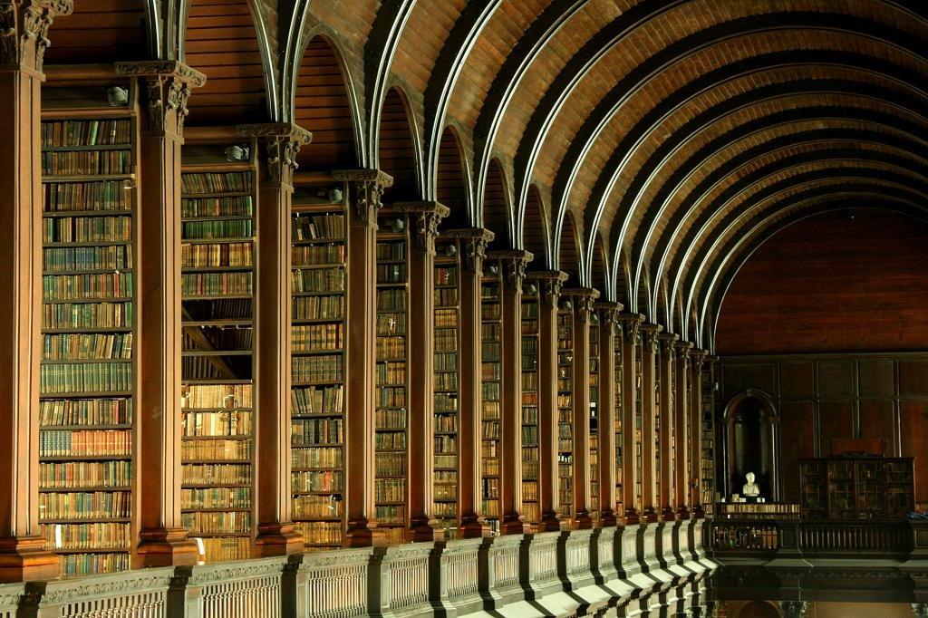 Дублин: Тринити-колледж
