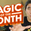 At Home Edition | MAGIC OF THE MONTH - May 2020 видео