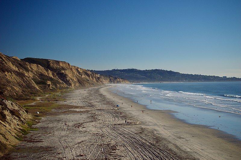 Пляж Калифорнии